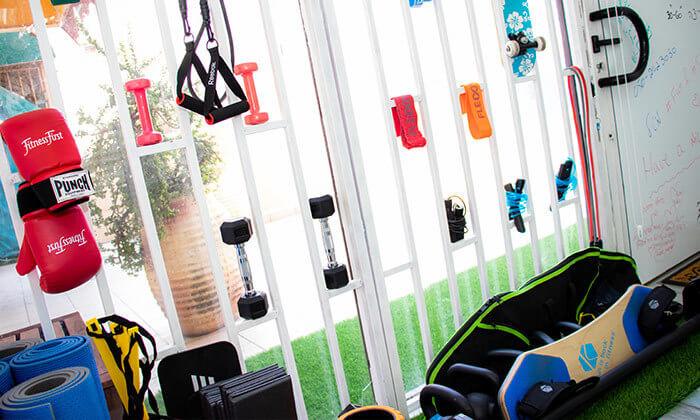 6 אימון כושר ואבחון תזונתי ב-MY FIT CLUB, ראשון לציון