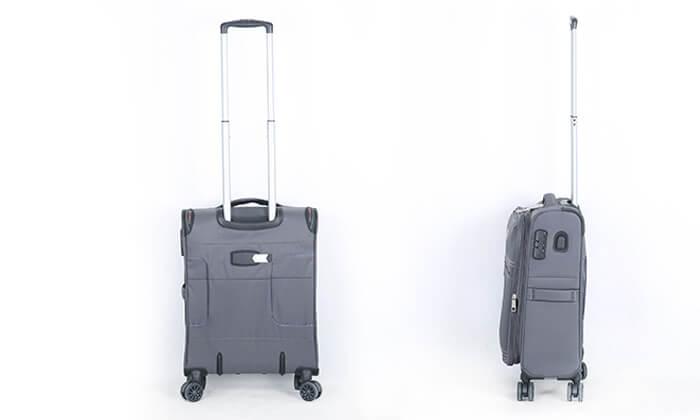 7 סט 3 מזוודותSWISS PREMIUM X9000