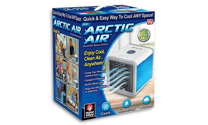 3 מצנן אוויר אישי ARCTIC AIR