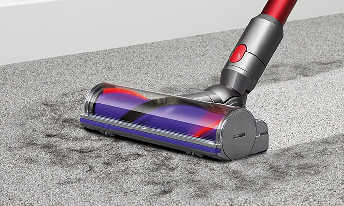 8  שואב אבק אלחוטי נטען Dyson V10 - משלוח חינם!