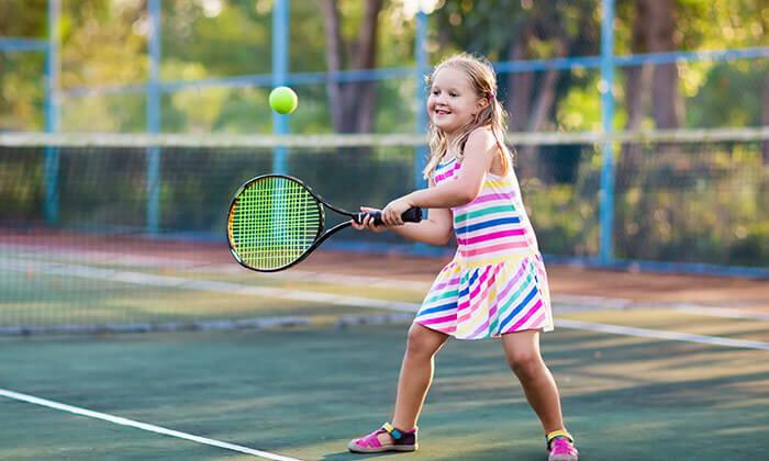 3 שיעורי טניס לילדים ולנוער עם אנה ברלין, קאנטרי כפר שמריהו
