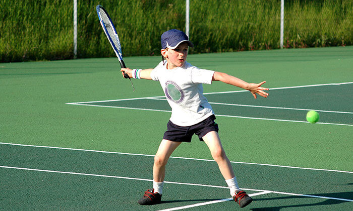 4 שיעורי טניס לילדים ולנוער עם אנה ברלין, קאנטרי כפר שמריהו