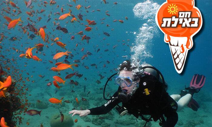 2 אקווה סטאר - קורסי צלילה מקצועיים באילת