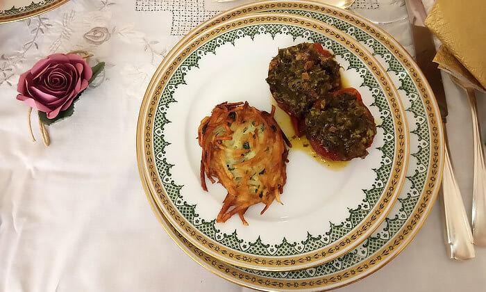 9 מפגש בישול צרפתי עם יהודית לוטואק, ראשון לציון