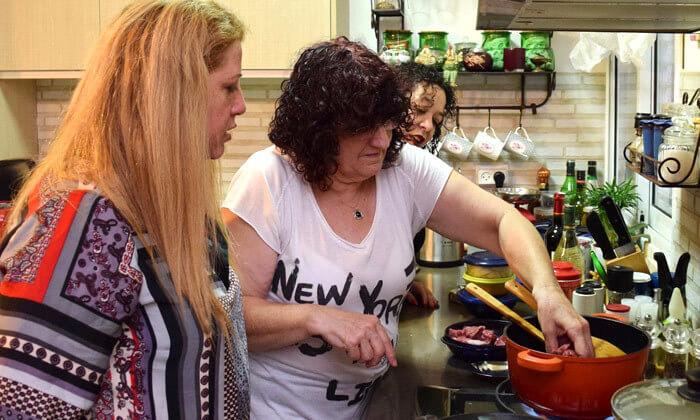 5 מפגש בישול צרפתי עם יהודית לוטואק, ראשון לציון
