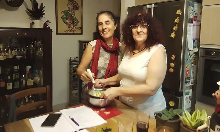 7 מפגש בישול צרפתי עם יהודית לוטואק, ראשון לציון