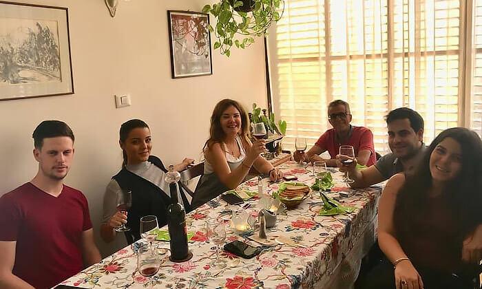 11 מפגש בישול צרפתי עם יהודית לוטואק, ראשון לציון
