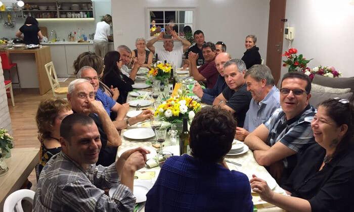 12 מפגש בישול צרפתי עם יהודית לוטואק, ראשון לציון