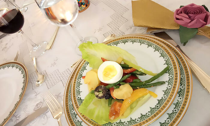 13 מפגש בישול צרפתי עם יהודית לוטואק, ראשון לציון