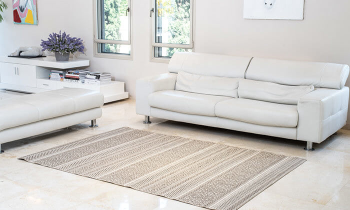 2 שטיח אינדי לסלון