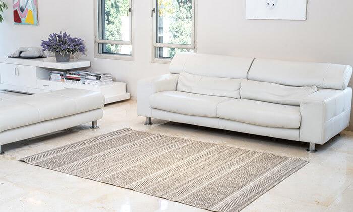7 שטיח אינדי לסלון