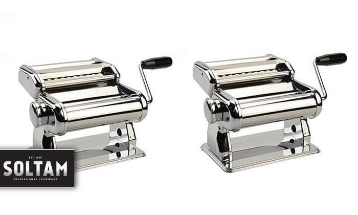 2 מכונת פסטה סולתם