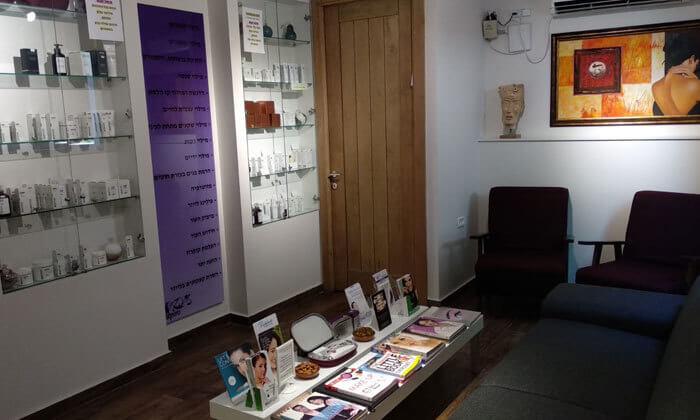 4 טיפול מזותרפיה בקליניקת חביב קוסמטיקס, תל אביב