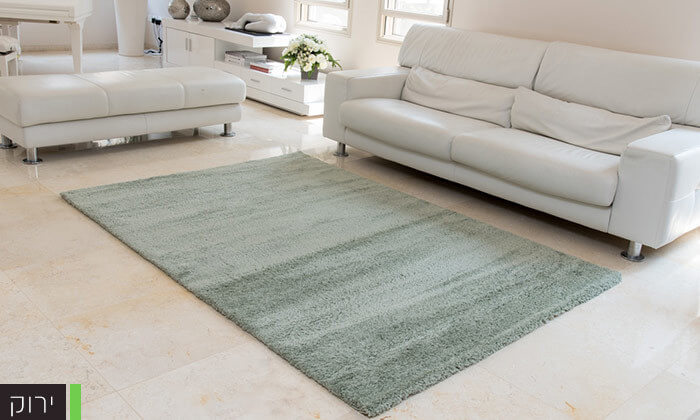 5 שטיחמיקרו שאגי לסלון