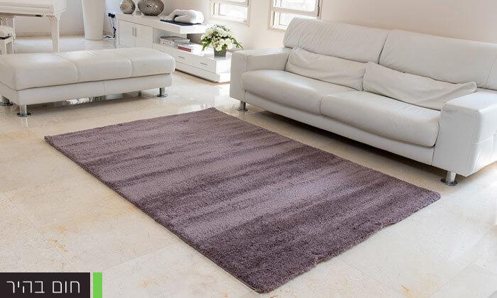 6 שטיחמיקרו שאגי לסלון