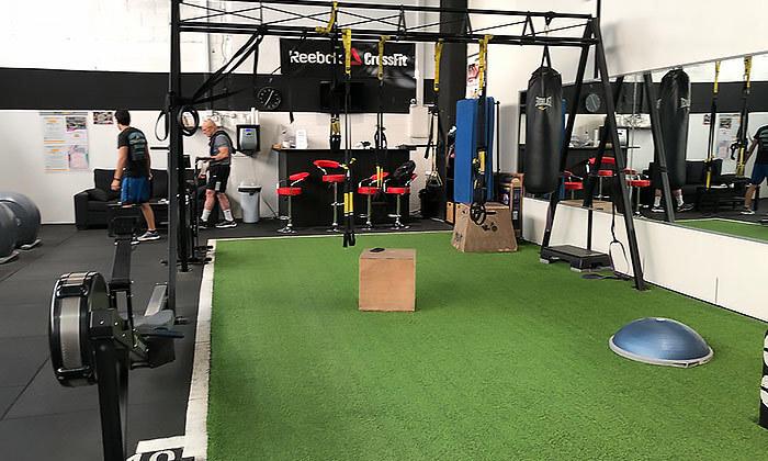 4 אימון כושר אישי בסטודיו בונפיט, יהוד