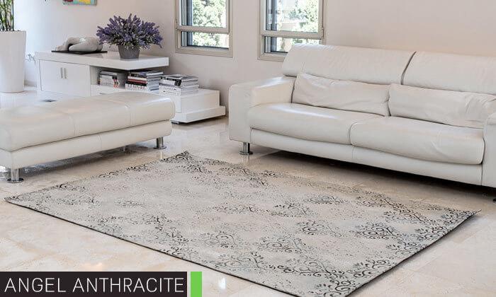 9 שטיח ג'אקרד בעבודת יד