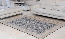 שטיח ג'אקרד בעבודת יד