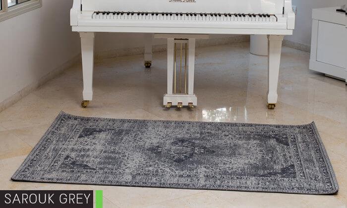 3 שטיח ג'אקרד בעבודת יד