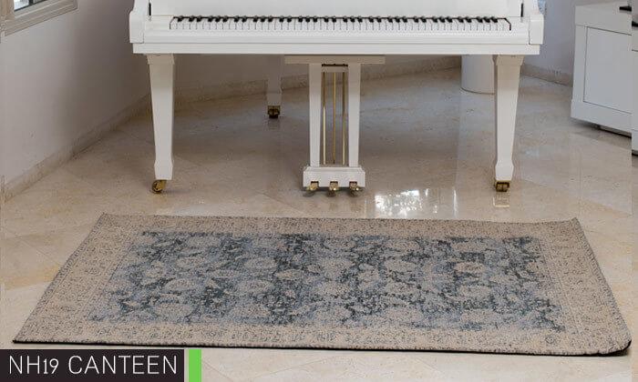 4 שטיח ג'אקרד בעבודת יד