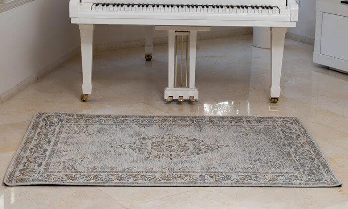 2 שטיח ג'אקרד בעבודת יד