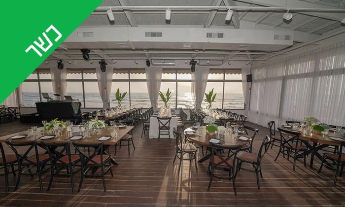 9 ארוחת שיפודים זוגית כשרה במסעדת קאזה, בת ים