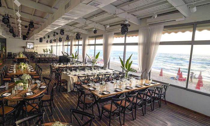 4 עיקריות במסעדת קאזה הכשרה, טיילת בת ים