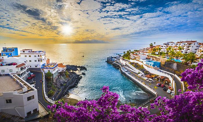 2 לגלות את גן עדן: טיול מאורגן באי הספרדי טנריף