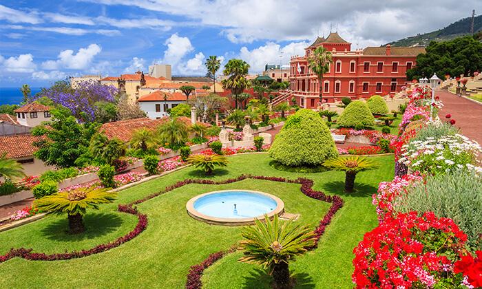 3 לגלות את גן עדן: טיול מאורגן באי הספרדי טנריף