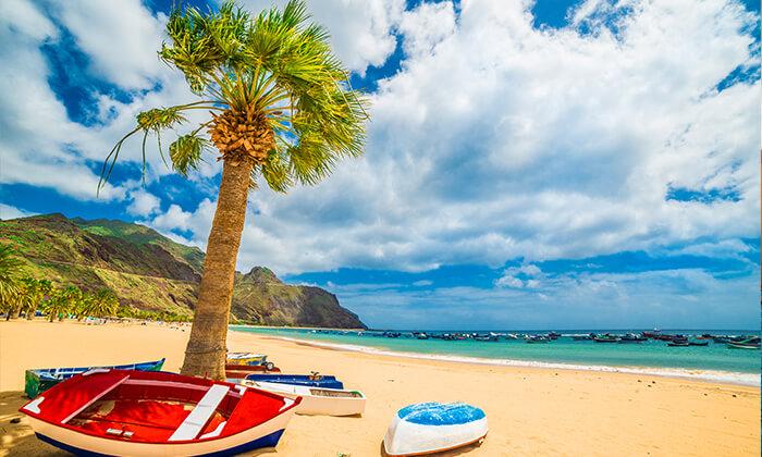6 לגלות את גן עדן: טיול מאורגן באי הספרדי טנריף