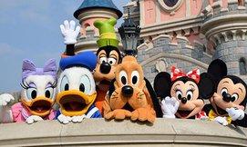 חגים בפריז, כולל Disneyland