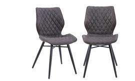 זוג כסאות HOME DECOR