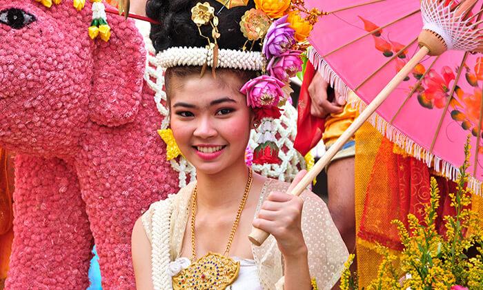 6 ראש השנה בתאילנד - טיסות ישירות לבנגקוק