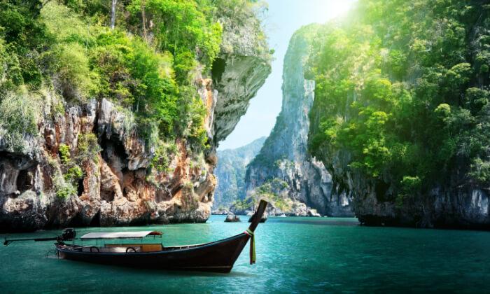 2 ראש השנה בתאילנד - טיסות ישירות לבנגקוק