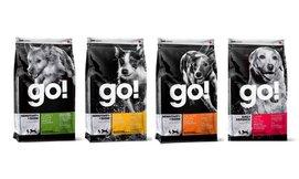 שק מזון יבש לכלב GO