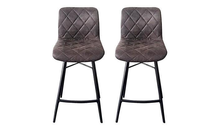 4 זוג כסאות בר הום דקור HOME DECOR