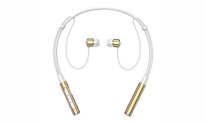 11 אוזניות ספורט אלחוטיות עם קשת עורף