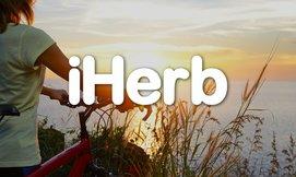 עד 15% ועוד 10% הנחה ב-iHerb