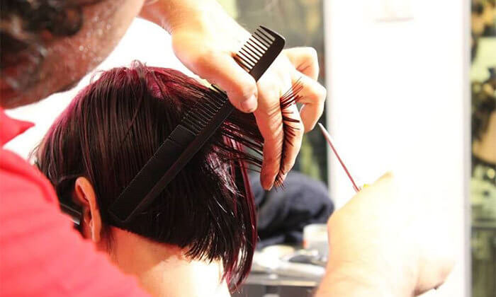 4 מגוון טיפולי שיער במספרות 'מוטיה רובין', תל אביב וחיפה