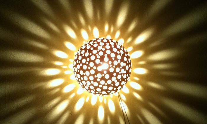 3 סדנה להכנת גוף תאורה ברמת השרון