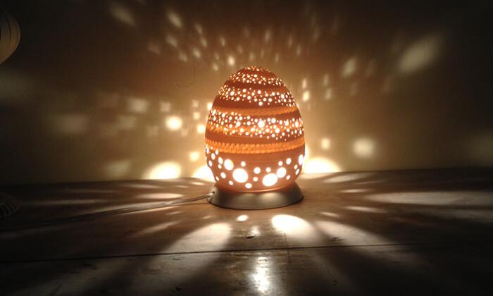 6 סדנה להכנת גוף תאורה ברמת השרון