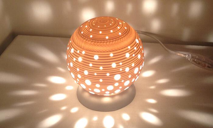 7 סדנה להכנת גוף תאורה ברמת השרון