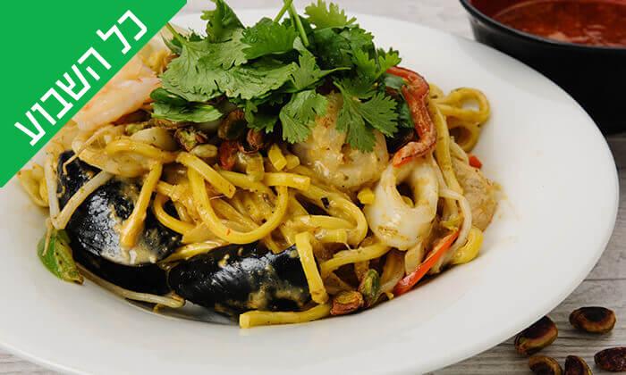 12 ארוחה אסייתית זוגית בג'אסיה, יפו