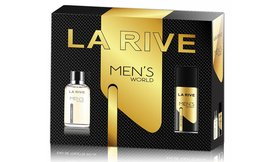 סט לגבר LA RIVE MEN'S WORLD