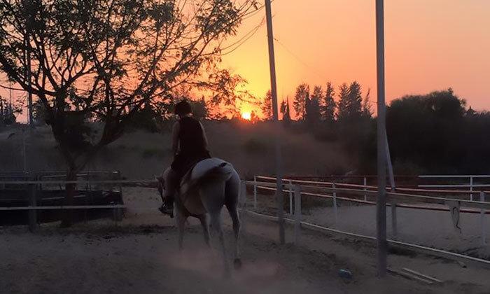 3 שיעורי רכיבה על סוסים בחווה של שון, גני יוחנן