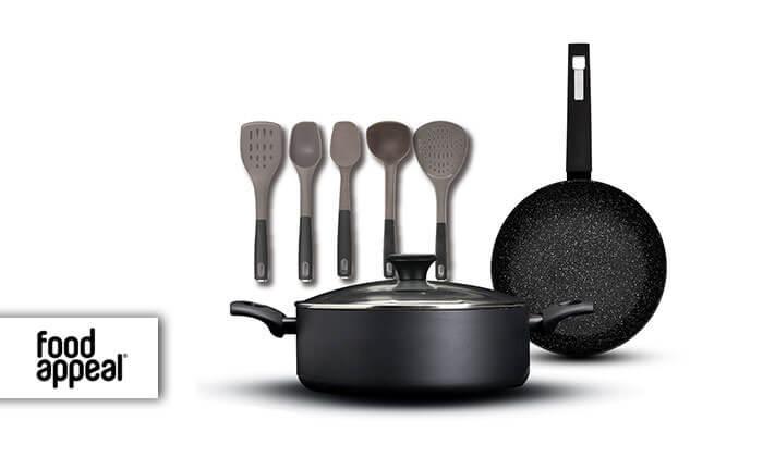 2 סט כלים Food Appeal - משלוח חינם