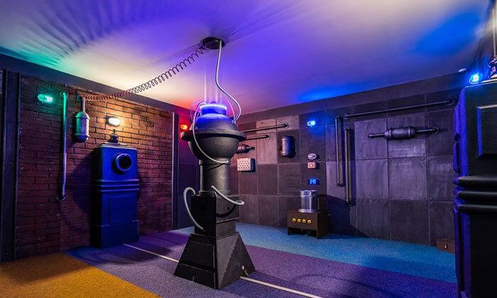 7 אסקייפ סיטי - משחק בחדר בריחה, בן יהודה תל אביב