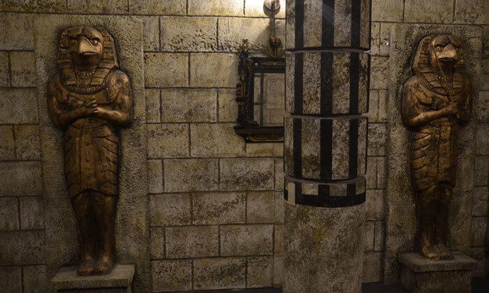 8 אסקייפ סיטי - משחק בחדר בריחה, בן יהודה תל אביב