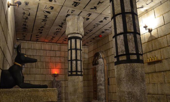 10 אסקייפ סיטי - משחק בחדר בריחה, בן יהודה תל אביב