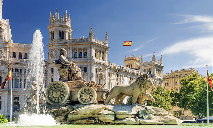 2 סיורים בעיר מדריד, טולדו וסגוביה, כולל סיור מתנה